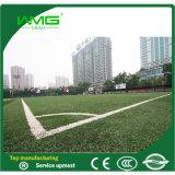 Functioneel Garen 50mm van de Diamant Plastic Gras voor het Gebied 11000dtex van de Voetbal