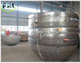 Protezioni cape emisferiche del tubo di fabbricazione professionale