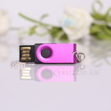 Flash Disk Bonito Mini USB del eslabón giratorio impermeable ( YT- 3208 )