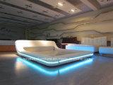 A538 amerikanisches populäres LED Beleuchtung-Plattform-Bett