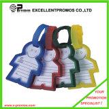 広告する最上質のロゴによって印刷されるカスタム荷物の札(EP-L8298)を