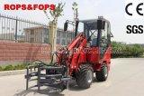 セリウム、SGSとの小型Farm Wheel Loader (HQ908)