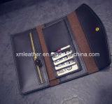 Повелительница Портмоне бумажника высокого качества 2016 таможен кожаный