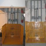 Plate-forme verticale intense de levage de longeron de fil de cargaison de table élévatrice de qualité