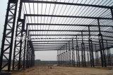 Planta prefabricada de la estructura de acero