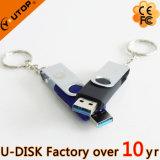 Горячий диск USB шарнирного соединения USB 3.0 High Speed (YT-1201-06)
