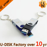Disque chaud de l'émerillon USB de la vitesse USB 3.0 (YT-1201-06)