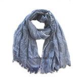 Sciarpa del cachemire dell'acrilico del cachemire lavorata a maglia Mens 100%
