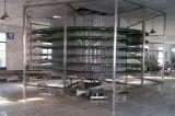 Hersteller-gewundene Kühlvorrichtung, Brot-Hamburger-Toast-gewundener Kühlturm