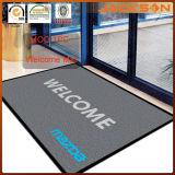 고무 Backing 및 Door, Outdoor, Logo를 가진 Floor Use Front Door Entry Washable Rugs