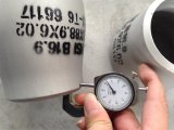 Excentrique convenable de réducteur de bride d'aluminium de B234 B241 B210 7075