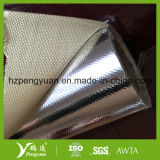 Aluminiumfolie lamelliert mit Fiberglas-Gewebe für Isolierungs-Material