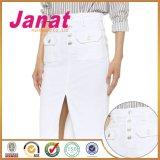 Kleid-Zubehör Dull Nickel-Metallschaft-Jeans-Taste