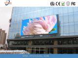 P8 옥외 광고 높은 광도 발광 다이오드 표시 스크린