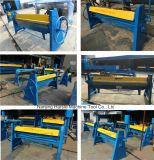 Máquina plegable manual de Tdf del metal de hoja de la marca de fábrica de Harsle