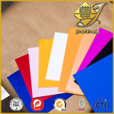 Steifes Colorful Glossy PVC Sheets mit PET Masking