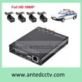 4CH HD Sdi 1080P Mobile DVR Recorder voor Vehicles Taxi Video System