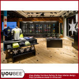 Exhibición al por menor de la ropa de deportes del extremo, exhibiciones de la tienda del desgaste de los deportes