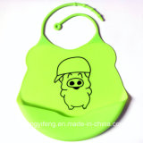 De hete Verkopende Mooie PromotieSlab van de Baby van het Silicone van de Baby van het Beeldverhaal Rubber