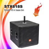 "Stx818s High Power Single 18 ""Subwoofer Bass Speaker"