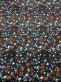 Tissu de pongé de polyester de la Chine pour des habillements de mode