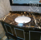 De Ceramische Onder TegenGootsteen van de badkamers met Cupc (SN005)