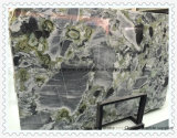 Green cinese Onxy/Jade Marble Slab per Tiles e Bathroom Top