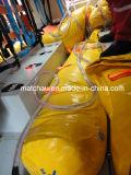 Sacos enchidos água do peso do teste da carga do barco salva-vidas e do bote de salvamento