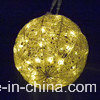Luce della sfera del LED per il Natale casa e decorazioni di mercato