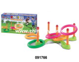 Fördernder Geschenk-Plastik spielt Ente-Regenbogen-Ringe (947007)