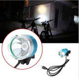最もよい価格5V USBの再充電可能な1600lmクリー族T6の自転車のバイクの前部ライト