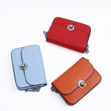 Dz013. Le borse del progettista della borsa delle nuove di stile del sacchetto della catena del pacchetto signore delle borse scelgono le borse inclinate del cuoio della borsa di modo del sacchetto di spalla del sacchetto di spalla