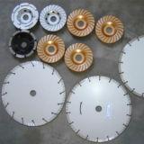 가는 Wheel, Polishing Stone를 위한 Grinding Disc