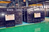 中国Nero Marquinaの大理石の黒い大理石