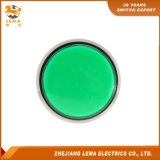 IP40 보호 정도 녹색 LED 누름단추식 전쟁 스위치 Pbs-005