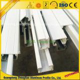 Profil en aluminium de longeron de Customzied Guid pour la piste de rideau
