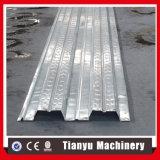 Tyは機械を形作る鋼鉄橋床ロールに電流を通した