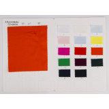 tela elástico de la textura gruesa del algodón 60s/del nilón/del Spandex alta