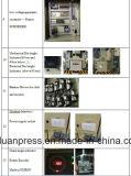 이탈리아 Ompi를 가진 반 닫히는 공작 기계 압박 200ton는 클러치, 대만 Teco 모터, 일본 NTN/NSK 방위를 말린다