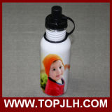 garrafa de água da cantina do esporte do aço 600ml inoxidável