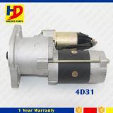 4D31 de Startmotor van de motor voor de Uitrusting van Mitsubishi