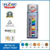 Silbernes Spiegel-Chrom-Acrylaerosol-metallischer Spray-Lack