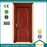 Fabricante de madeira contínuo da porta da segurança (WDP5043)
