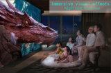 가정 극장을%s 영사기 전력 공급 HD 영사기 LED 영사기 램프 LCD 텔레비젼 영사기