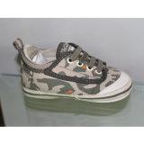 幼児ズック靴のカスタムかわいい赤ん坊のスニーカーは卸し売りする