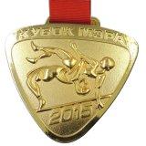 De hete Zwemmende Medaille van het Metaal van de Fabrikant van Guangdong China van de Verkoop 3D