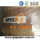 48GSM 323mm * 7500m papier thermique dans Rolling Jumbo en Pallet