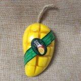 Met de hand gemaakte Zeep van de Vorm van de Mango van Naturela de Met de hand gemaakte voor het Baden