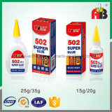 Dy502 Clear High Viscosity Super Pegamento