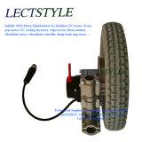 Schwanzloser Gleichstrom-Rollstuhl-Naben-Motor mit Controller-u. Rollstuhl-Steuerknüppel